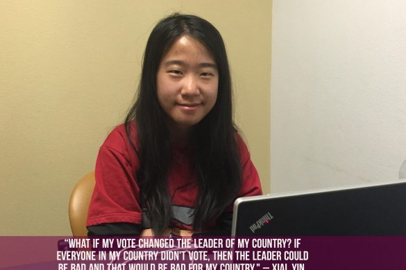 Voices: College students share thoughts on voting, elections