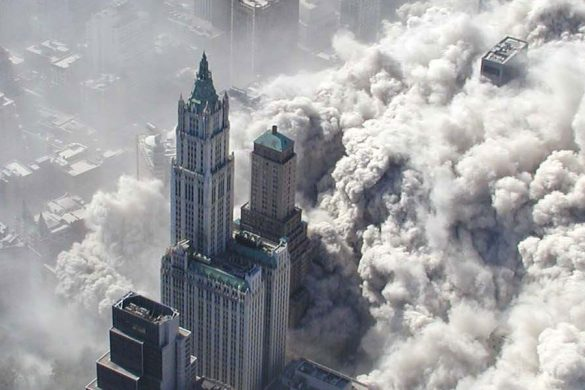 Photo courtesy of 9/11 Photos via Flickr.